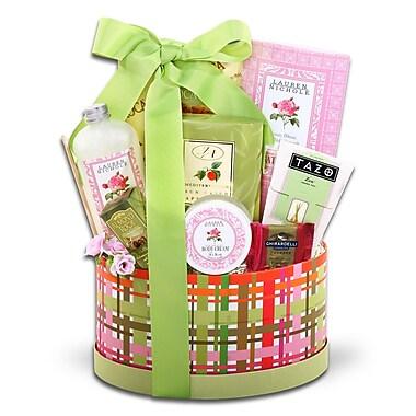 Alder Creek Gift Baskets Tea & Spaaaaah!! Gift (FG07484)