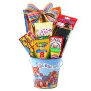Alder Creek Gift Baskets Kid's Get Well Soon Gift (FG06415)