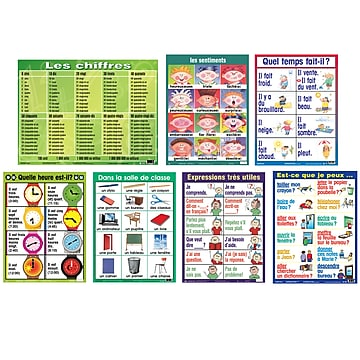 POSTER PALS PS38 ESSENTIAL CLSS POSTERS ST 2 SPANISH