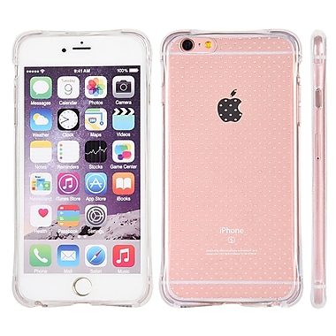 Crystal Anti-Shock TPU Skin Case for iPhone 6 / 6S Plus (APLSKN421)