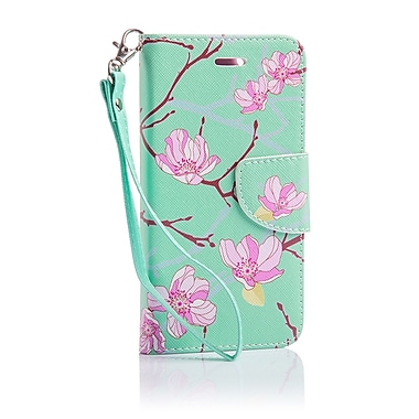 Design Wallet Stand Case for iPhone 6 / 6S Plus (APLLEA316)