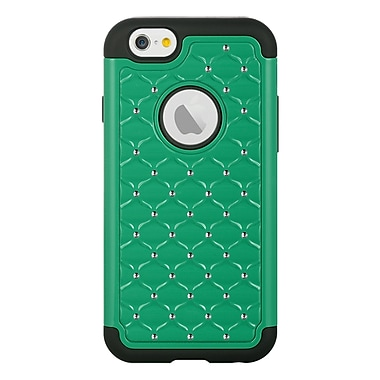 Elegant Diamond Back Cover with Additional Silicone Skin for Apple iPhone 6 / 6s (APLCRC733)