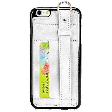 Credit Card Wallet Case for iPhone 6s,Kickstand, Pink (APLLEA754)