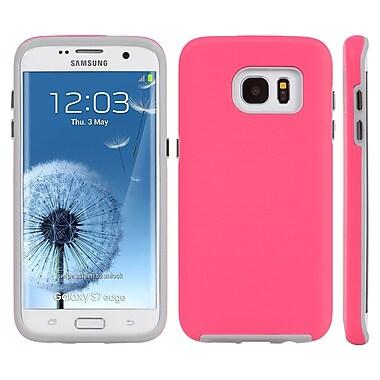 Anti Slip Hybrid TPU Case for Galaxy S7 Edge, Pink (SAMCRC746)