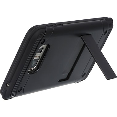 Hybrid Kickstand Case for Samsung Galaxy Note 5, Black (SAMCRC744)
