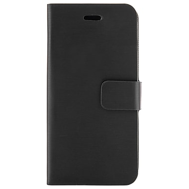 Wallet Stand Case for Apple iPhone 6 / 6s, Black (APPLEA271)