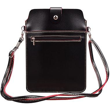 Vertical Crossbody Tablet Bag, Blue (TABLEA655)
