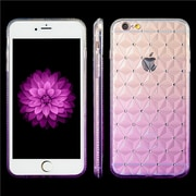 Diamond Crystal TPU Skin Case for iPhone 6s, Purple (APLSKN418)