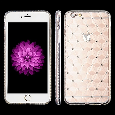 Diamond Crystal TPU Skin Case for iPhone 6s, Clear (APLSKN416)