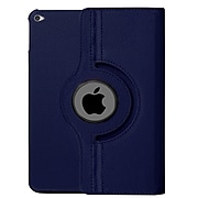 """Vangoddy Bundle 2 in 1 Blue Slim Folding Stand 360 Rotating Smart Cover Case for IPad Pro 12.9 """" (PT_000001196_X1)"""