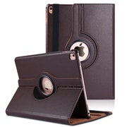 360 Rotating Leather Case for iPad Pro 9.7, Brown (IPPLEA895)