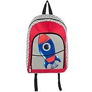 Elementary Kindergarden Kids Back to school bag Backpack,Rockets