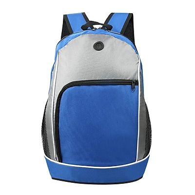 Back to school School Bag Backpack, Blue