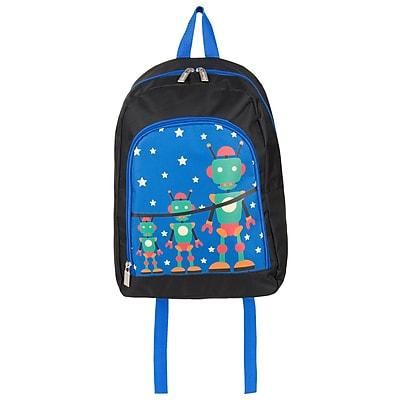 Elementary Kindergarden Kids Back to school bag Backpack,Robots