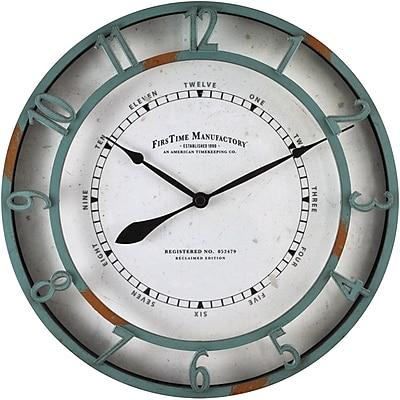 FirsTime® Timeworn Aqua 11
