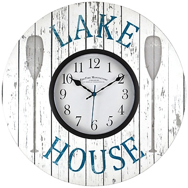 FirsTime® Lake House 15.5