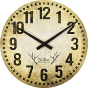 FirsTime Camo Restoration 15.5 inch Wall Clock (20012) by