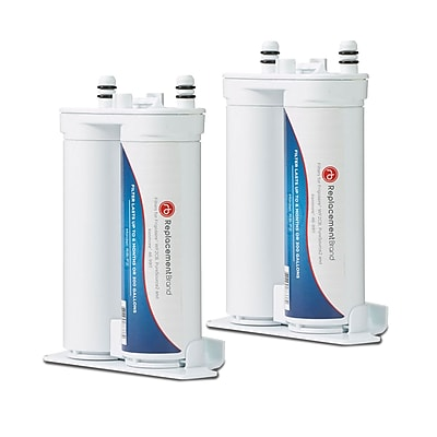 ReplacementBrand 2-Pack Refrigerator Filter for Frigidaire WF2CB Refrigerator (RB-F2)