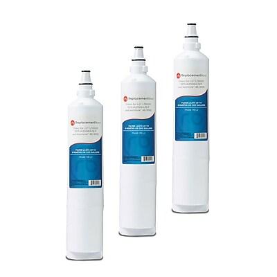 ReplacementBrand 3-Pack Refrigerator Filter for LG LT600P Refrigerator (RB-L2)