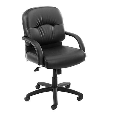 Boss Mid Back Caressoft™ Chair In Black (B7406)