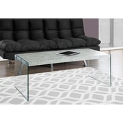 Monarch Specialties Coffee Table Grey (I 3230)
