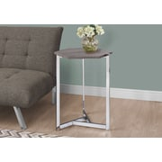 Monarch Specialties Accent Table Dark Taupe (I 3276)