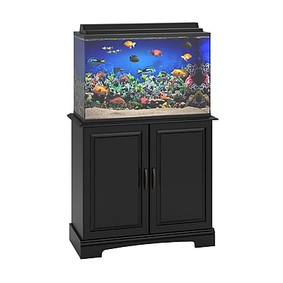 Altra 37 Gallon Aquarium Stand Black (5691056COM)