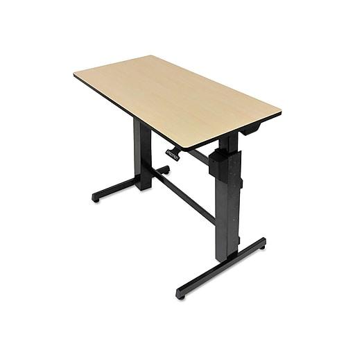 Awesome Ergotron Workfit D 51H Adjustable Desk Mdf 24 271 928 Download Free Architecture Designs Scobabritishbridgeorg