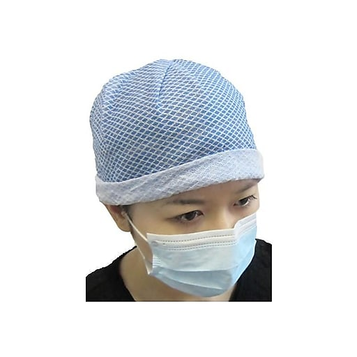surgical blue mask