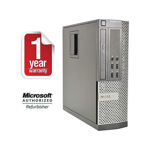 Dell OptiPlex 990 Refurbished Desktop Computer, Intel i5 (ST1-0095)