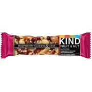 KIND® Bar, Raspberry Cashew & Chia, 1.4 Oz., 12/Box (PHW19989)