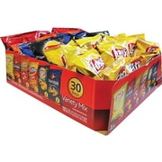 Frito Lay Chips, Variety, 30 Bags/Tray, 2 Trays/Case (FRI52347)