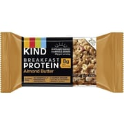 KIND® Breakfast Protein Bar, Almond Butter, 1.76 Oz., 8/Box (PHW25953)