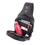 Swiss Mobility Purpose Sling, Polyester, Black (SLN1086SMBK)