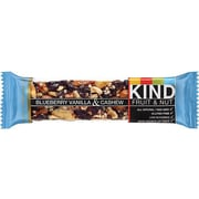 KIND® Bar, Blueberry Vanilla & Cashew, 1.4 Oz., 12/Box (PHW18039)