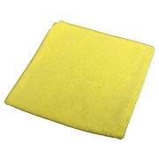 Impact Microfiber Dry Cloths, Yellow, 12/Pack (LFK700)