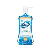 Dial Complete Antibacterial Foaming Hand Soap, Original, 7.5 Oz., 8/Carton (02936)