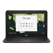 "Dell 11 3180 11.6"" Chromebook, Intel Celeron, 2GB Memory (D44PV)"