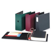 Cardinal Brands- Inc locking D-Ring Binder- 5in. Cap- 11in.x8-.50in.- Maroon (SPRCH20218)