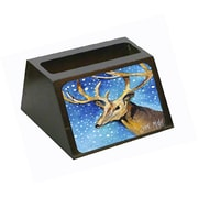 Carolines Treasures Reindeer Business Card Holder (CRlT68776)