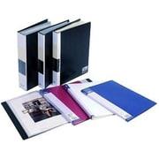 Filexec Products Presentation Book 8.5x11 Black (DGC13637)