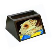 Carolines Treasures Airedale Terrier Mommas Quilt Business Card Holder (CRlT87898)