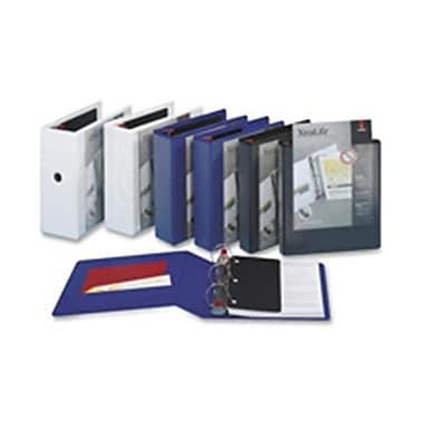 Cardinal Brands- Inc Clearvue Binder- D-Ring- 2in. Capacity- 11in.x8-.50in.- Blue (SPRCH13869)