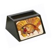 Carolines Treasures Turkey Business Card Holder (CRlT68799)