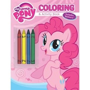Bendon Publishing International My little Pony Color and Activity Book (JNSN81028)