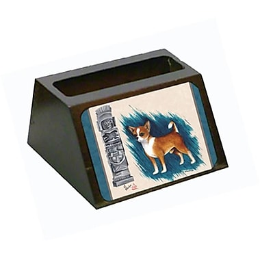 Carolines Treasures Chihuahua Totem Business Card Holder (CRlT79629)