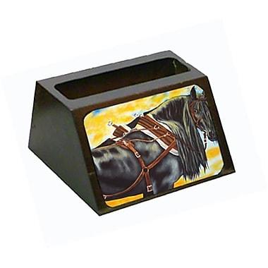 Carolines Treasures Days End Horse Business Card Holder (CRlT87965)