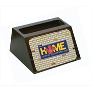 Carolines Treasures Home Is Protected By Spoiled Rotten Dogs Business Card Holder (CRlT56036)