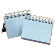 Oxford 3 x 5 Spiral Index Cards - 50 Cards, Assorted Colors (AZTY10629)