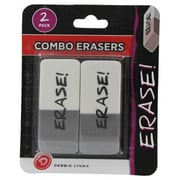 Debbie lynn Inc Eraser 2 Count Pack Of 6 (JNSN68370)